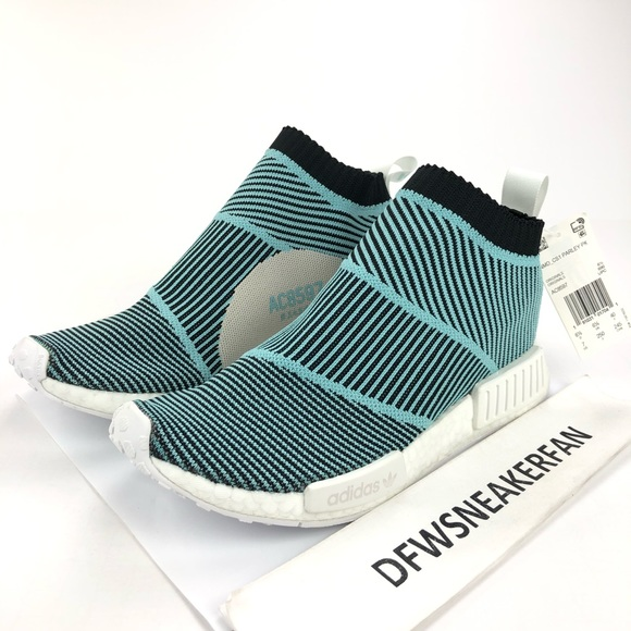 a6ef95d5d Adidas NMD CS1 Parley Primeknit Mens Shoes